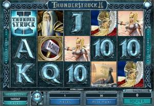 Thunderstruck 2 Automatenspiel