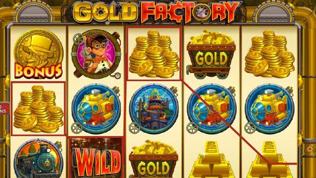 gold factory online spielen