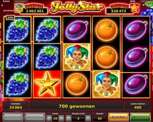 Jolly Star spielen