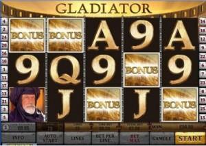 gladiator automatenspiel