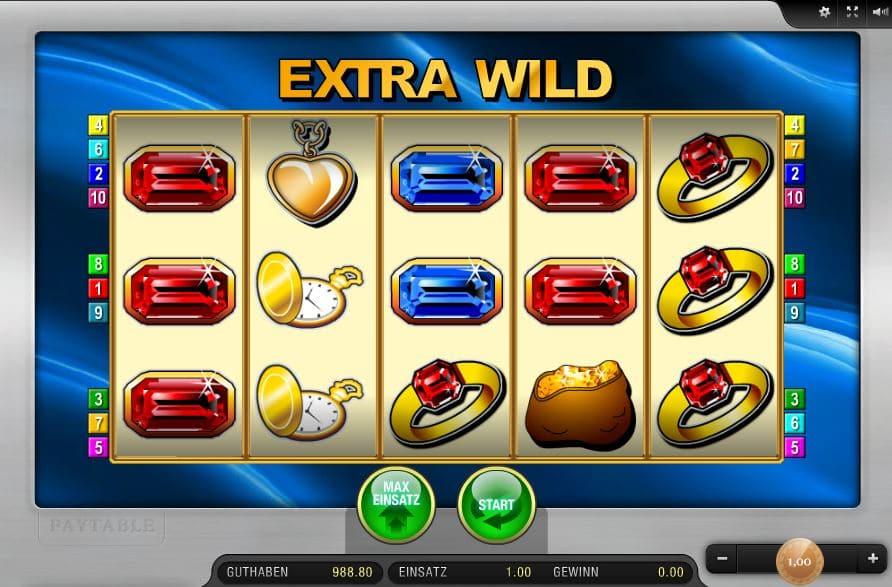casino game online extra wild spielen