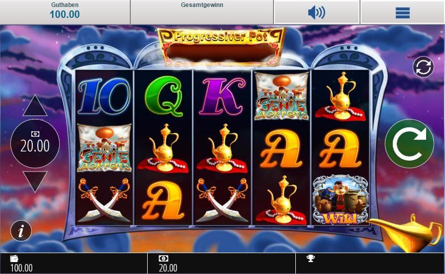 Spiele Stars Genie - Video Slots Online