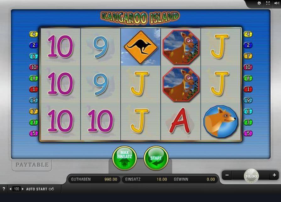 Spiele Kangaroo Island - Video Slots Online