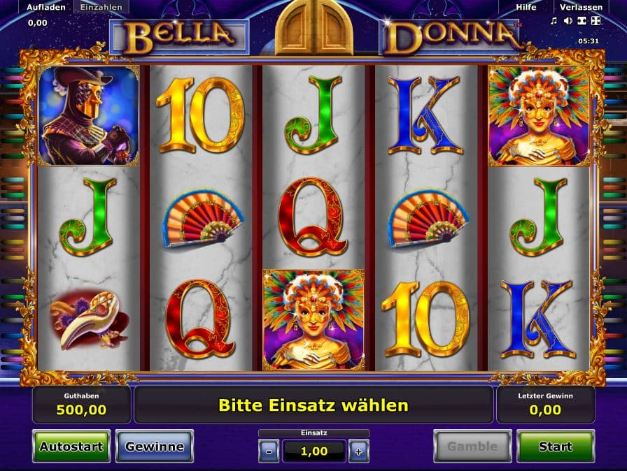 Spiele Bella Napoli - Video Slots Online