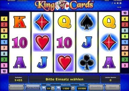 King of Cards Spielcasino Online